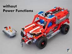 lego 174 technic 42075 responder rc mod racingbrick