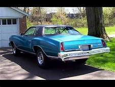 The REAL Chevrolet Monte Carlo 1970  1977 YouTube