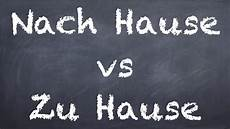 german series worksheets 19720 nach hause vs zu hause german 1 ws explanation german zu hause explanation