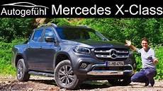 mercedes x class v6 review xclass x klasse new big