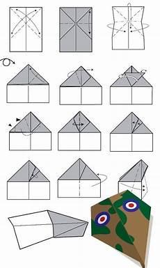 Comment Fabriquer Un Avion En Papier Comment Faire Avion Papier
