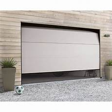 Porte De Garage Sectionnelle 3m X 3m Voiture Moto Et Auto