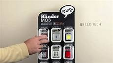 Knog Blinder Mob En Bicilife Cl