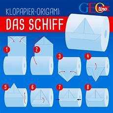 Basteln Mit Klopapier - basteln mit klopapier toilet paper origami towel