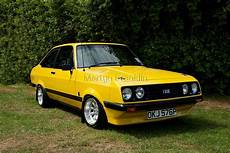 Quot Ford Mk2 Rs 2000 Yellow Quot By Martyn Franklin