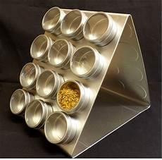 portaspezie magnetico porta spezie magnetico in acciaio satinato orodorienthe