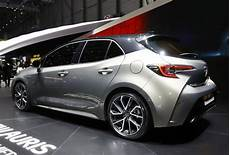 2019 toyota auris redesign price specs release date spied