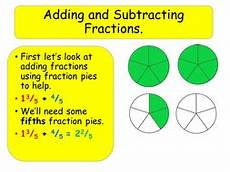 ks2 y4 add and subtract fractions differentiated worksheets and presentations teaching resources