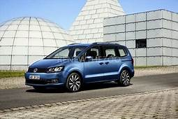 Volkswagen VW Sharan 2020 Is A Big Version Of The Touran
