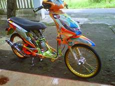Modifikasi Beat 2013 by Foto Modifikasi Honda Beat Drag Thecitycyclist