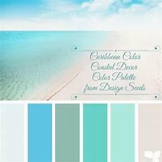 coastal decor color palette caribbean color from colaluca living pinterest