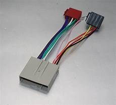 Aps Car Radio Ford Iso Wiring Harness Wire Adapter Sk5520