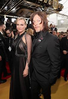 New Diane Kruger And Norman Reedus A At