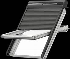 velux solar rollladen ssl 0000s aluminium dunkelgrau f 252 r