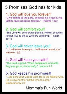 momma s world teaching the promises of god to momma s fun world teaching the promises of god to kids