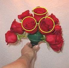 how to make a rose bouquet easy wedding tutorials for flowers renewal ceremony ideas rose
