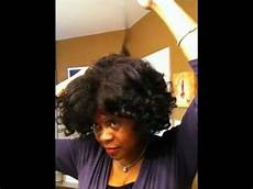 hair products i used transition stage half natural relaxed hair youtube