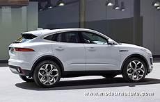 jaguar crossover prix jaguar e pace premier suv compact