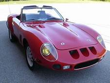Find Used DATSUN Z REPLICA FERRARI 250 GTO CUSTOM VELO