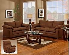 wohnzimmer braunes sofa casual chocolate brown fabric sofa seat living room