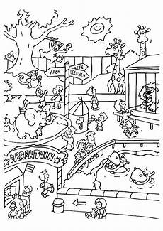 Zootiere Malvorlagen Apk 19 Interesting Zoo Animals Coloring Pages For Your