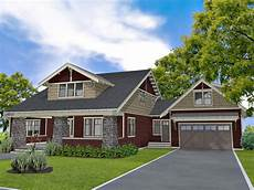 bungalow house plans with attached garage bungalow quot columbia quot plan do some rearranging with the mud