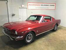 1965 Ford Mustang  Savannah Classic Cars