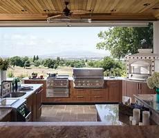 designing the outdoor kitchen kga studio architects