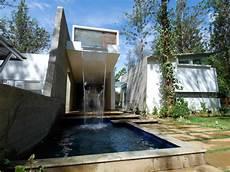 Wasserfall Garten Modern - 91 ideen f 252 r einen traumhaften wasserfall im garten