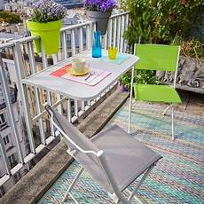 20 meubles chics et pratiques pour le balcon maison