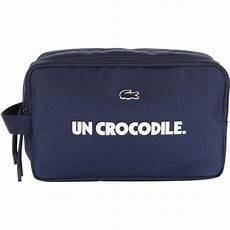 trousse de toilette homme trousse de toilette neocroc fantaisie un crocodile