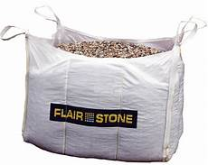 big pack kies flairstone big bag kies 8 16 mm ca 775kg 0 5cbm bei