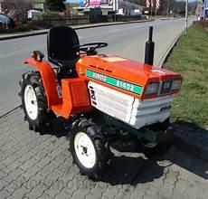 Traktor Gebraucht Ebay - traktor schlepper allrad kubota b1402 gebr komplett