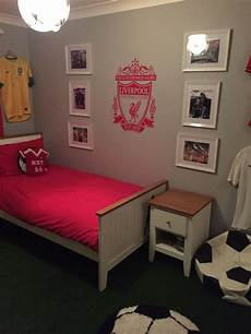 Liverpool Wallpaper For Bedroom by Lfc Bedroom My Louis S Football Bedroom With Artificial
