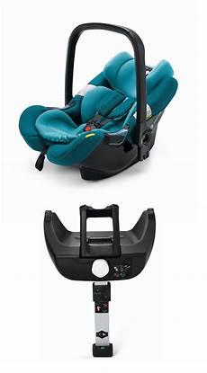 concord infant car seat air safe incl airfix isofix base