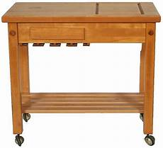 Kitchen Cart Maple le gourmand maple kitchen cart island late 20th c maple b
