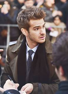 andrew garfield i need to get my hubby this haircut pronto