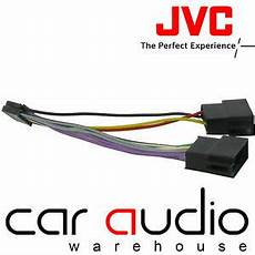 jvc 9 pin iso head unit replacement car stereo wiring