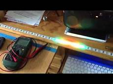 led vu meter 1 youtube