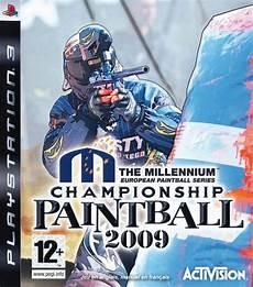 Millennium Chionship Paintball 2009 Ps3 Argusjeux
