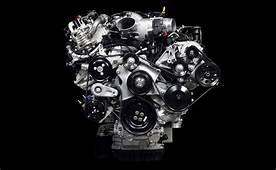 Ford Unveils 67 Liter Power Stroke V 8 Turbodiesel