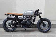 Triumph Cafe Bike