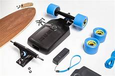 mellow board test bester elektro skateboard bausatz