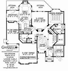 garrell house plans cliffstone house plan 07112 garrell associates inc