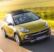 Adam Rocks Die Erste Testfahrt Im Neuen Opel Welt