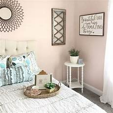 magnolia home paint in rose home bedroom design