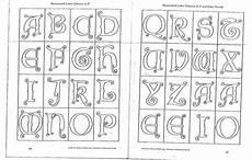 Malvorlagen Mittelalter Buchstaben Alphabet Coloring Pages Alphabet