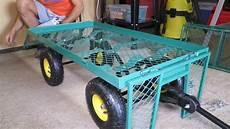 zusammenbau montage und anleitung bollerwagen