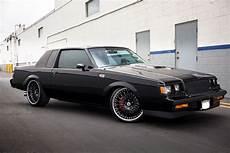 Buick Grand National Buick Grand National Custom 1987