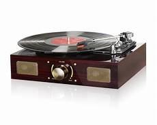 Retro Stereo Three Speed Vinyl Record by Lugulake Vinyl Record Player Lugulake Turntable With